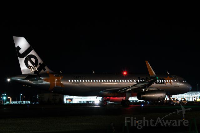 Airbus A320 (JA17JJ)