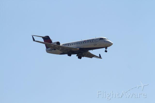 Canadair Regional Jet CRJ-200 (N463SW) - Landed at 4:15 on 7-10-12 from Minn/St Paul