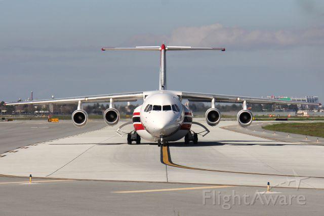 Avro Avroliner (RJ-85) (N839AC)