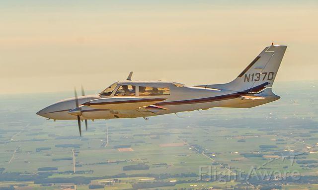 Cessna Chancellor (N137D)