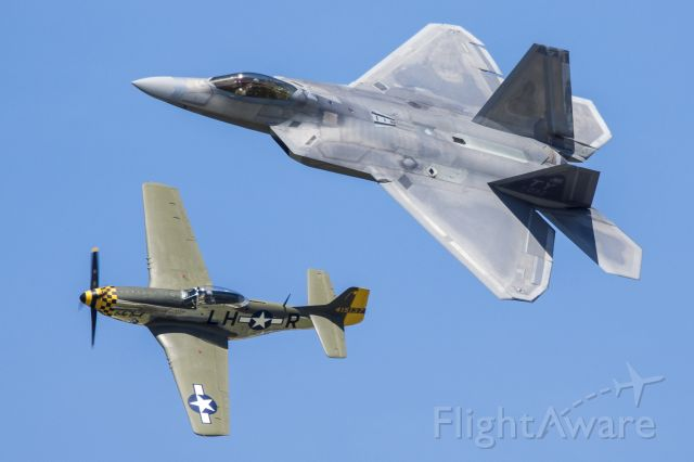 Lockheed F-22 Raptor — - Just now starting to edit my photos that have piled up... Boy do I have some work to do.