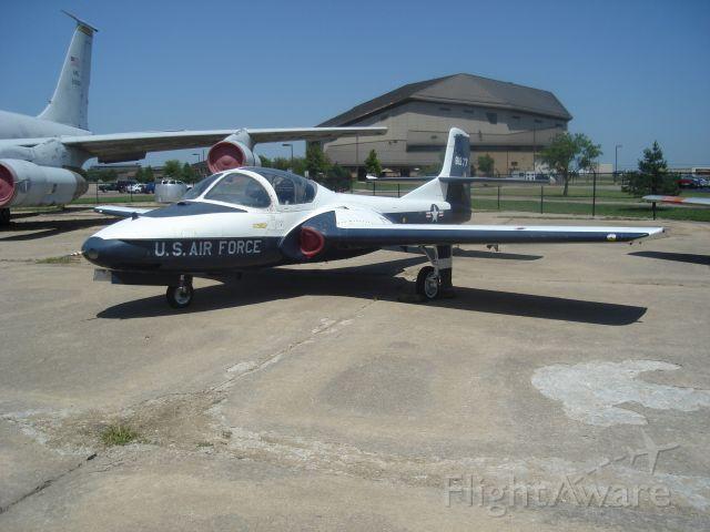 Cessna 318C (AALF81977) - T-37B Tweet Bird.