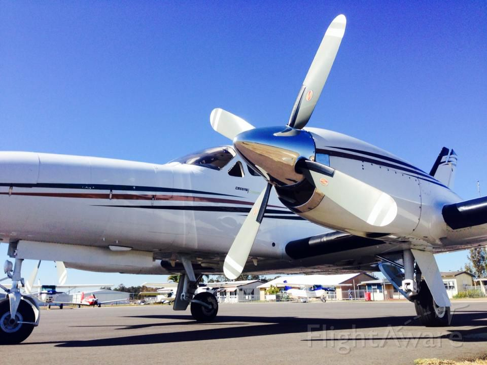 Cessna Conquest 2 (VH-EQU)
