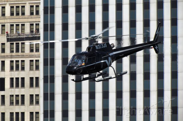 Eurocopter AS-350 AStar (N353JS) - New York City, USA