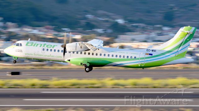 ATR ATR-72 (EC-MVI)