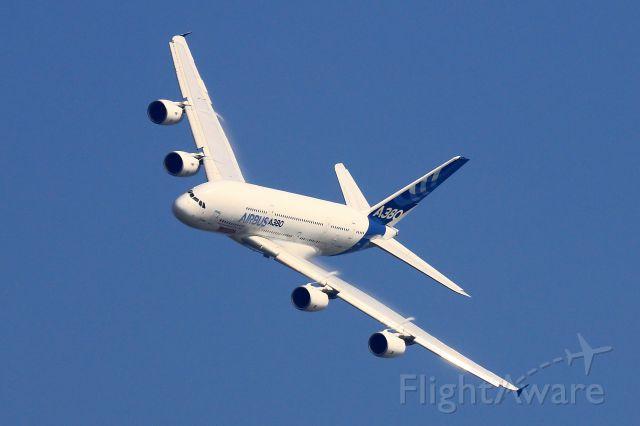 Airbus A380-800 (F-WWOW)