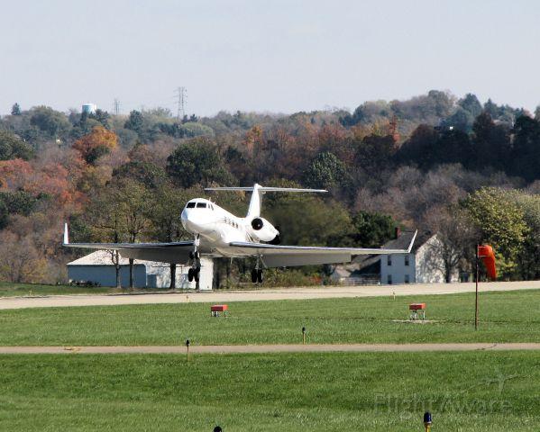 Gulfstream American Gulfstream 2 (N865AA)