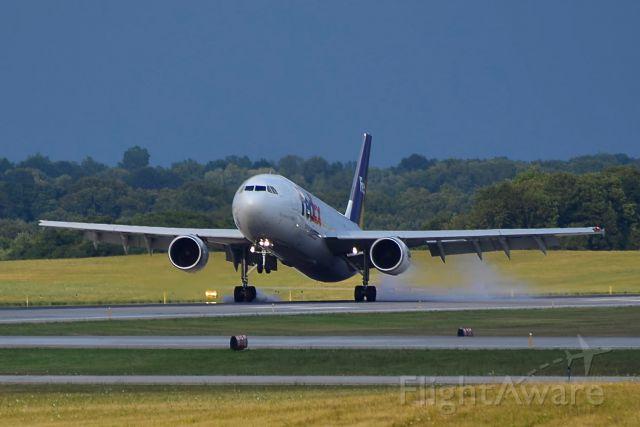 Airbus A300F4-600 (N655FE) - A300F4-605R