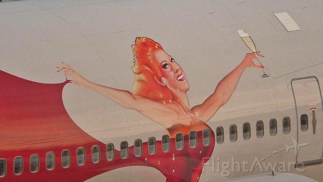 Boeing 747-400 (G-VFAB) - Cheers