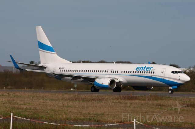 Boeing 737-800 (SP-ENX)