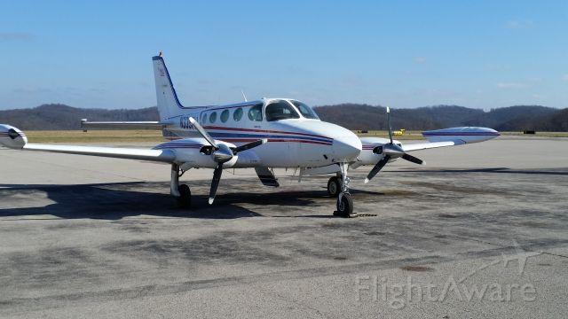Cessna 335 (N335PW)