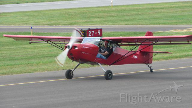 "Cessna Skylane (N726K) - Breakfast Fly-in 8/30/15. ""KitFox V"" amateur build by FRANK KLEMENTOVICH."