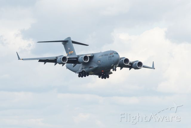N99205 — - Presidential support C17