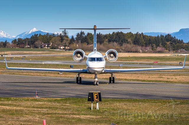 Gulfstream Aerospace Gulfstream IV (N606PS)
