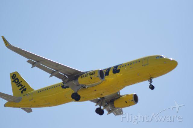 Airbus A320 (N648NK) - It