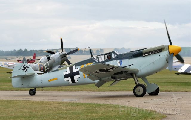 G-AWHK — - Flying Legends Airshow, July 13 2019.