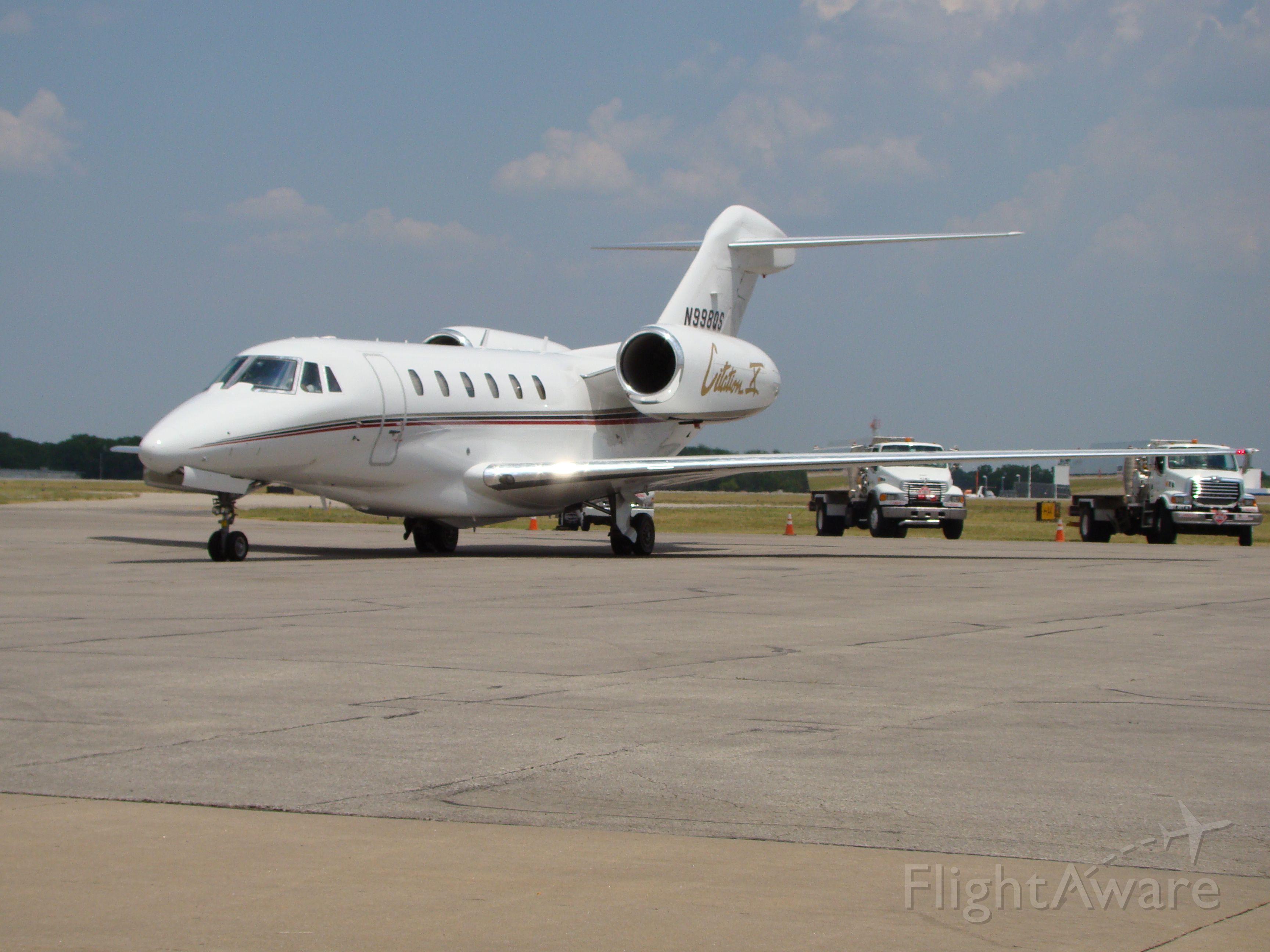 Cessna Citation X (N998QS)