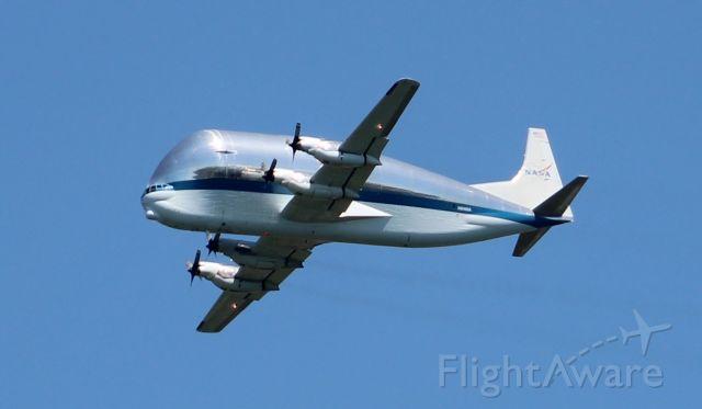 Aero Spacelines Super Guppy (N941NA) - NASA