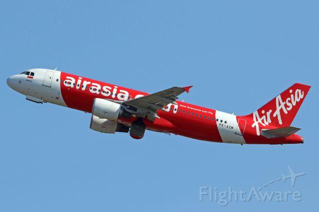 Airbus A320 (PK-AZM)