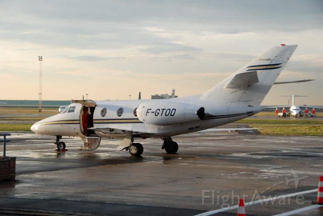 Dassault Falcon 10 (F-GTOD)
