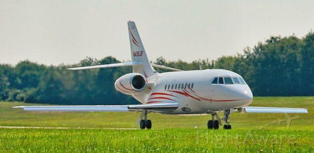 N435JF — - Takeoff KMQS