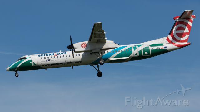 de Havilland Dash 8-400 (SP-EQE)