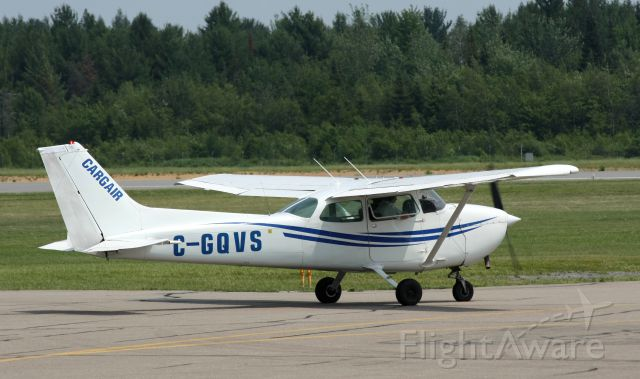 Cessna Skyhawk (C-GQVS)