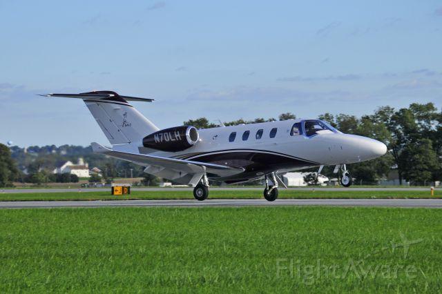 Cessna Citation CJ1 (N70LH)
