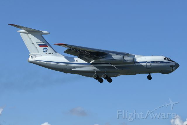 Ilyushin Il-76 (RA-78845)