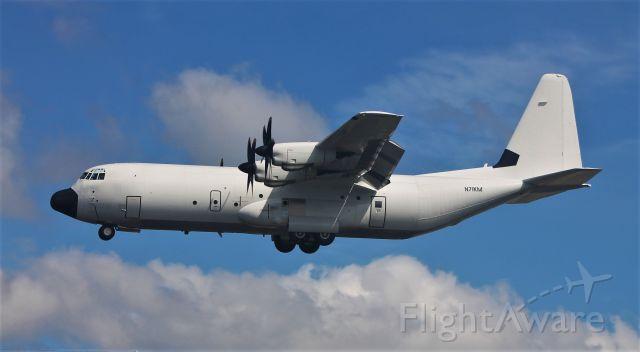 Lockheed C-130 Hercules (N71KM) - Santa Maria Island International Airport - LPAZ, Azores. 2021/09/08. (Lockheed Martin LM-100J Super Hercules) Pallas Aviation.