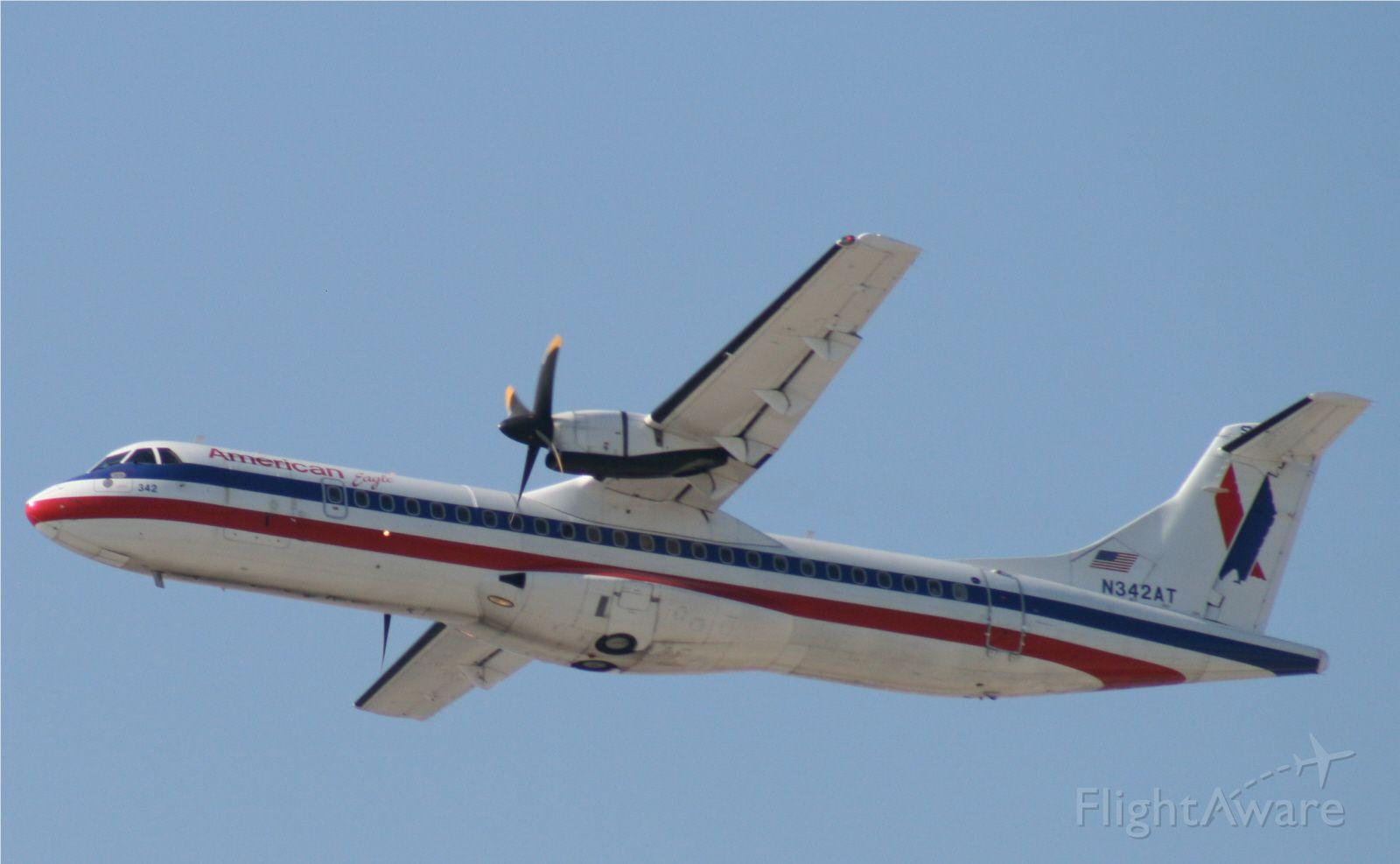 ATR ATR-72 (N342AT)