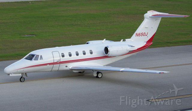Cessna Citation III (N650J)