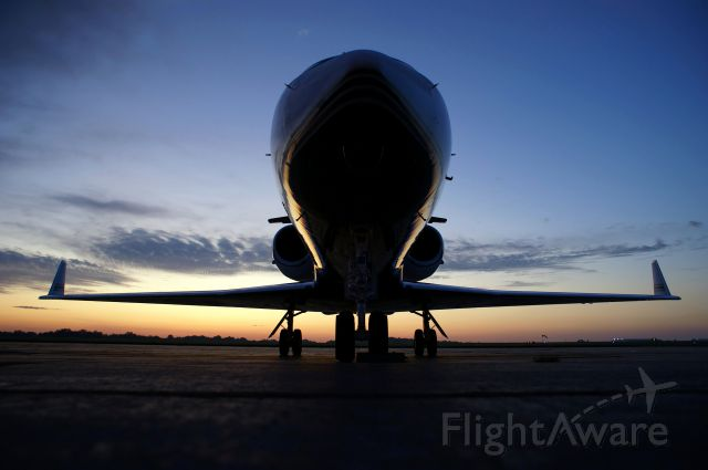 Gulfstream Aerospace Gulfstream IV (N7GU)