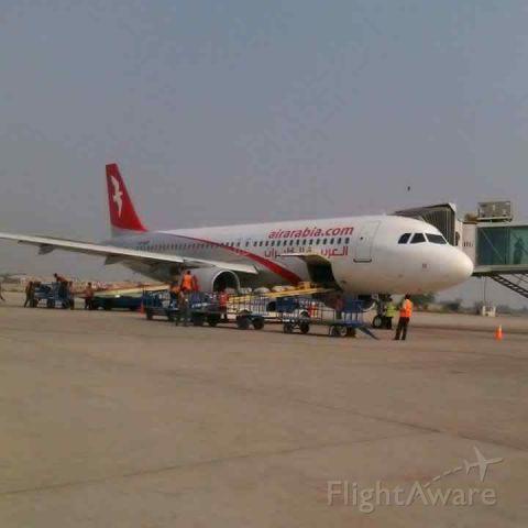 Airbus A320 (A6-ANQ)