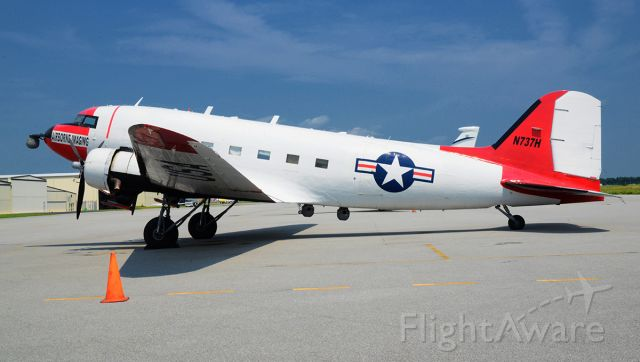 N737H — - At Easton Airport MD 8-25-2020.