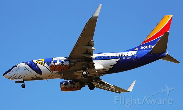 Boeing 737-700 (N946WN)