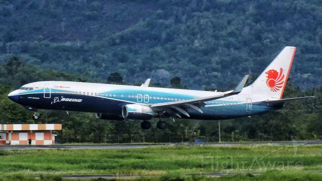 Boeing 737-900 (PK-LFF)