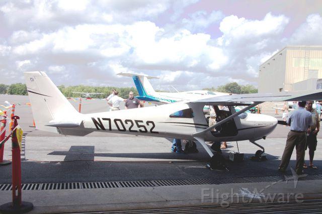 Cessna Skycatcher (N70252) - Open House, Lanier Flight Center