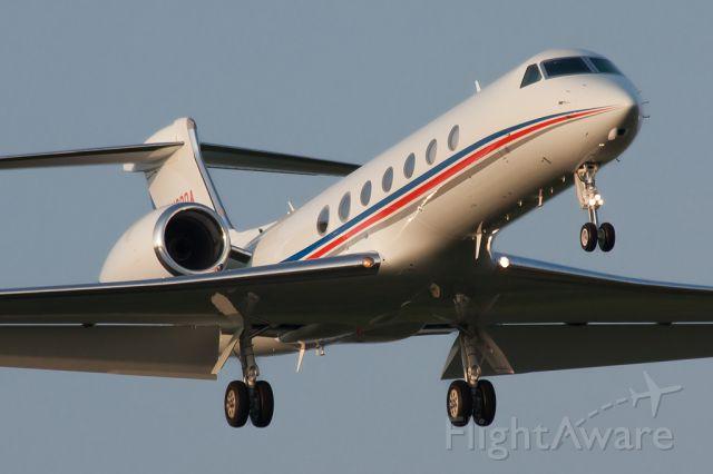 Gulfstream Aerospace Gulfstream V (N300A) - G550