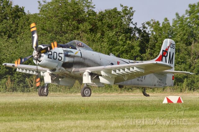 F-AZDP — - Douglas AT-4N Skyraider