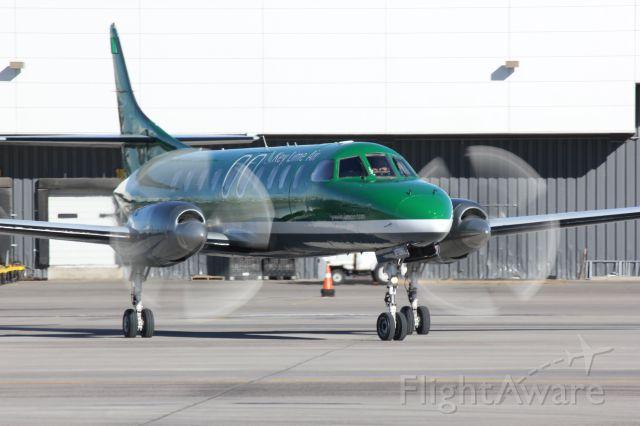 Fairchild Dornier SA-227DC Metro (N788KL) - Departing DIA cargo