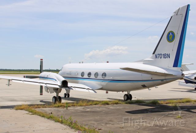 G1 AVIATION G-1 (N701BN)