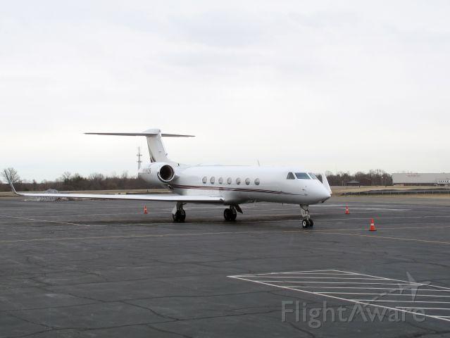 Gulfstream Aerospace Gulfstream V (N518QS)
