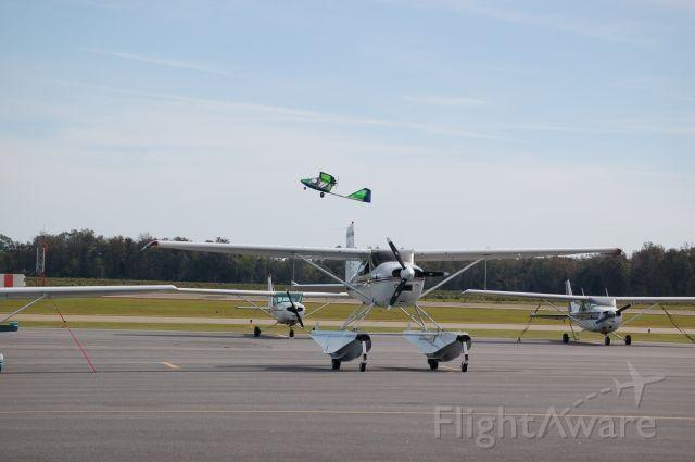 Cessna Skywagon (N8750Z) - ON THE RAMP AT PERRY GA KPXE