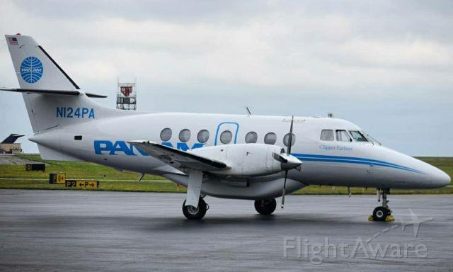 British Aerospace Jetstream 31 (N124PA) - Photo Taken September 2018