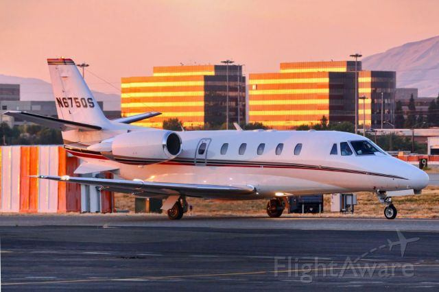 Cessna Citation Excel/XLS (N675QS)