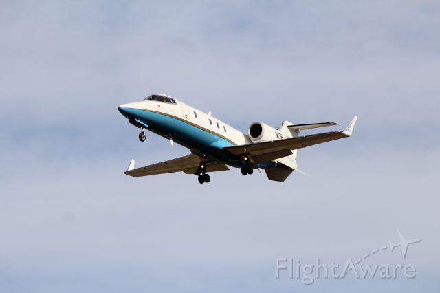 Learjet 60 (N56) - Flight check in Bermuda Dunes, CA