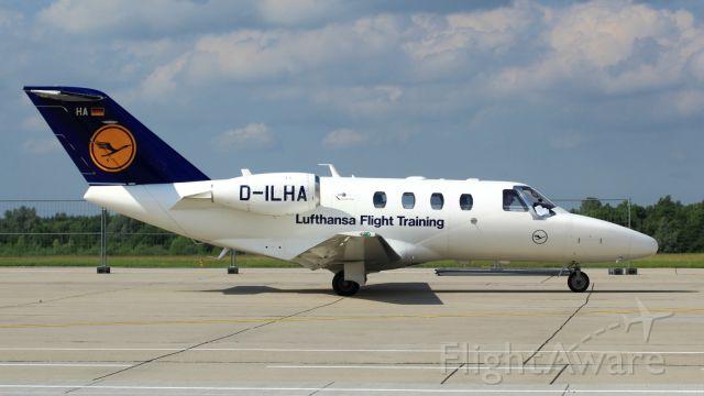 Cessna Citation CJ1 (D-ILHA)