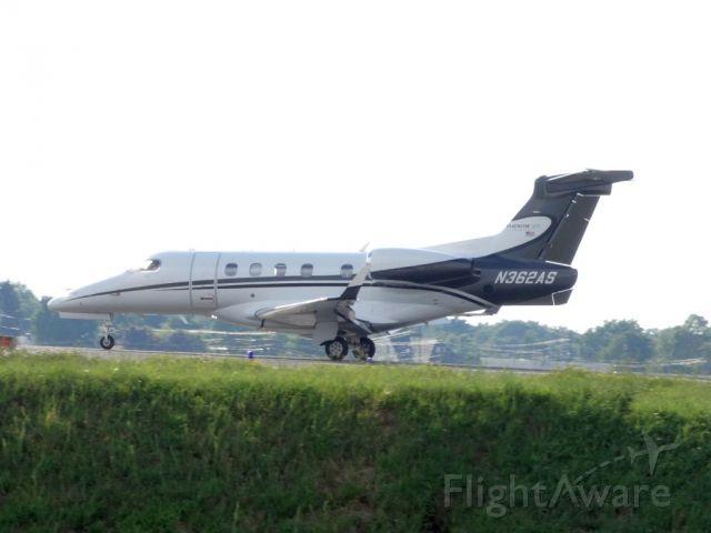 Embraer Phenom 300 (N362AS)