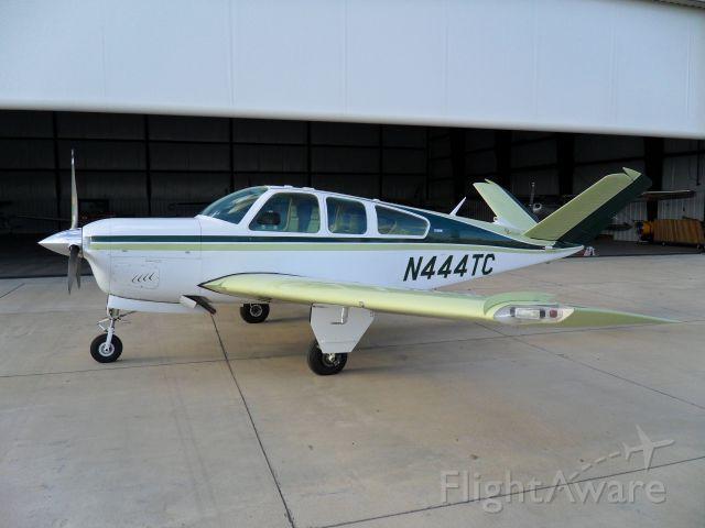 Beechcraft 35 Bonanza (N444TC) - V35B w/Atlantic Aero Conversion